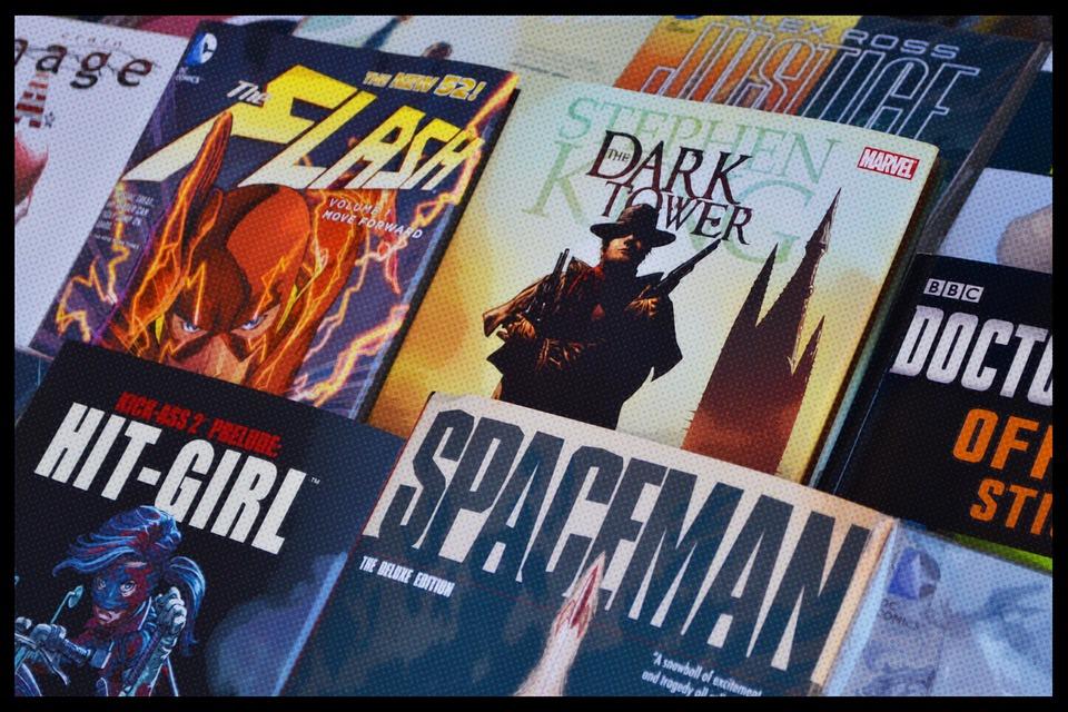 comics descatalogados online