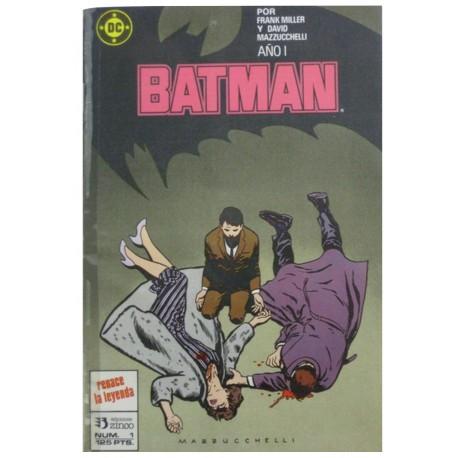 BATMAN AÑO I. Núm 1