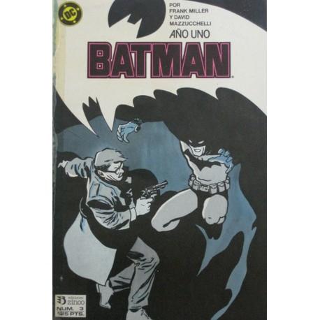 BATMAN AÑO I. Núm 3