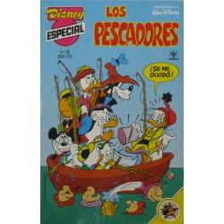 """DISNEY ESPECIAL Núm 12 """"LOS PESCADORES"""""""