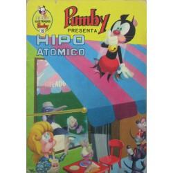 "LIBROS ILUSTRADOS PUMBY Núm 19. ""HIPO ATÓMICO"""