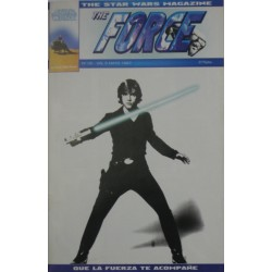 THE STAR WARS MAGAZINE .THE FORCE. NÚM.5 .VOL.5