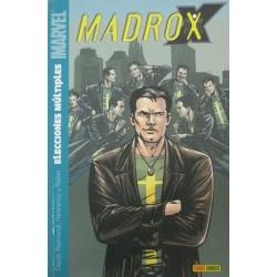 MADROX: ELECCIONES MÚLTIPLES