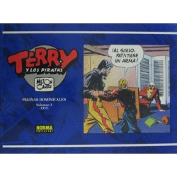 TERRY Y LOS PIRATAS Núm 3
