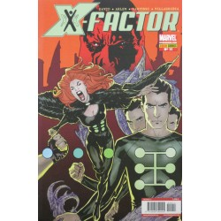 X- FACTOR VOL 1 Núm 11