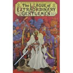 THE LEAGUE OF EXTRAORDINARY GENTLEMEN. Núm 1