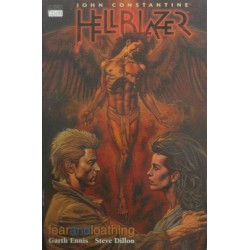 HELLBRAZER : FEAR AND LOATHING