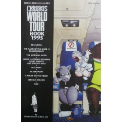 CEREBUS: WORLD TOUR BOOK 1999