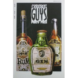 CEREBUS: GUYS PARTY PACK