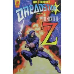 DREADSTAR VOL 4: THE SECRET OF Z