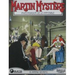 MARTIN MYSTÈRE Núm 7. EL IMPERIO SECRETO
