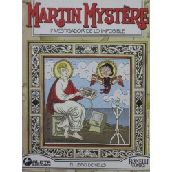 MARTIN MYSTÈRE Núm 9: EL LIBRO DE KELLS