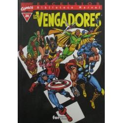 LOS VENGADORES Núm 24