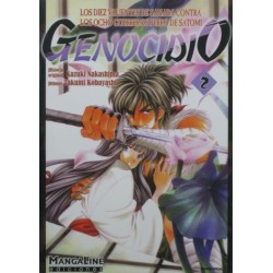GENOCIDIO Núm 2
