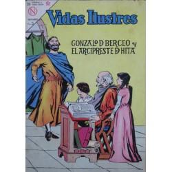 VIDAS ILUSTRES Núm 95. GONZALO DE BERCEO Y EL ARCIPRESTE DE HITA