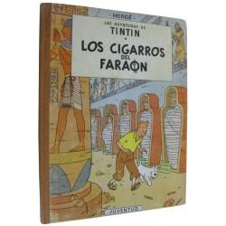TINTIN: LOS CIGARROS DEL FARAON