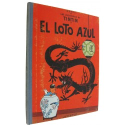 TINTIN: EL LOTO AZUL