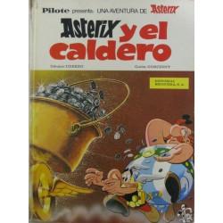 ASTÉRIX Núm 13. ASTÉRIX Y EL CALDERO