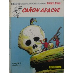 LUCKY LUKE: CAÑÓN APACHE