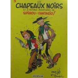SPIROU ET FANTASIO Núm 3: LES CHAPEAUX NOIRS