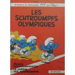 HISTOIRES DE SCHTROUMPS Núm 3: LES SCHTROUMPFS OLYMPIQUES