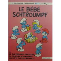 HISTOIRES DE SCHTROUMPS Núm 4: LE BÉBÉ SCHTROUMPF