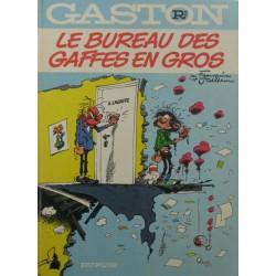 GASTON Núm 1. LE BUREAU DES GAFFES EN GROS