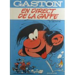 GASTON Núm 4: EN DIRECT DE LA GAFFE