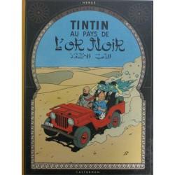 LES AVENTURES DE TINTIN: AU PAYS DE L'OR NOIR