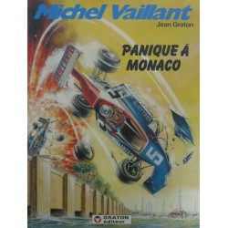 MICHEL VAILLANT: PANIQUE A MONACO