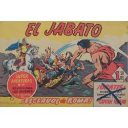 """EL JABATO. Núm.1."""" ¡ ESCLAVOS DE ROMA!"""" REEDICIÓN."""