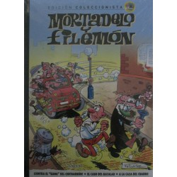MORTADELO Y FILEMÓN Núm. 18.