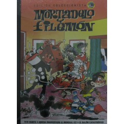MORTADELO Y FILEMÓN Núm. 19.