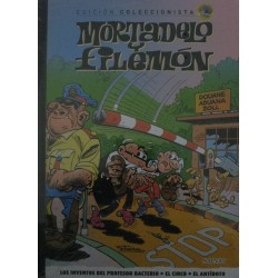 MORTADELO Y FILEMÓN Núm. 34.