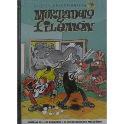MORTADELO Y FILEMÓN Num. 36.