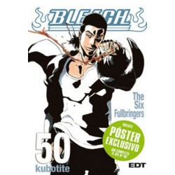 BLEACH Núm 50