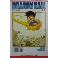 DRAGON BALL Núm 12