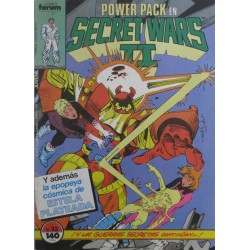 SECRET WARS II. Núm 35 .POWER PACK