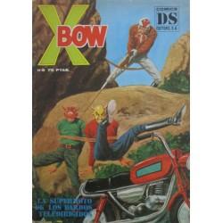 """X BOW Núm 8 """"LA SUPERMOTO DE LOS DARDOS TELEDIRIGIDOS"""""""