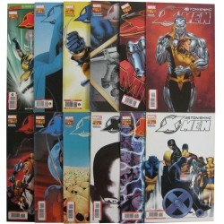 ASTONISHING X-MEN. COMPLETA