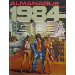 1984 ALMANAQUE 1983