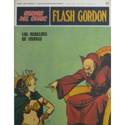 FLASH GORDON Núm 02