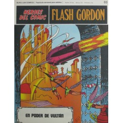 FLASH GORDON Núm 03