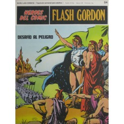FLASH GORDON Núm 04
