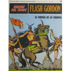 FLASH GORDON Núm 05