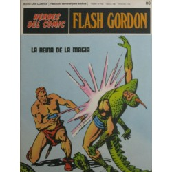 FLASH GORDON Núm 06