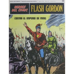 FLASH GORDON Núm 08