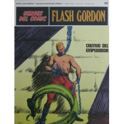 FLASH GORDON Núm 09