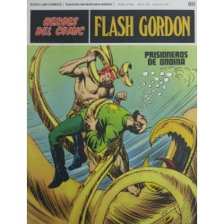 FLASH GORDON Núm 11
