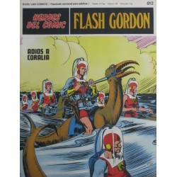 FLASH GORDON Núm 012
